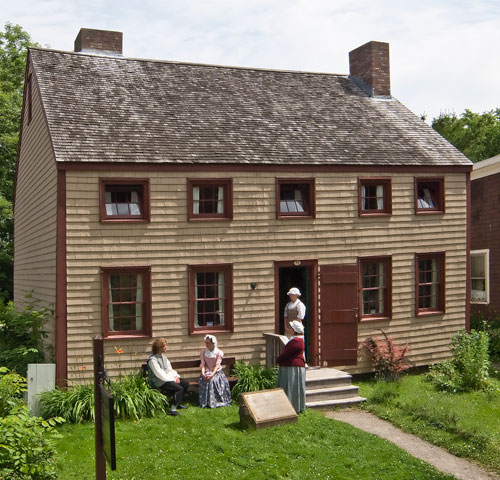 Cossit House exterior